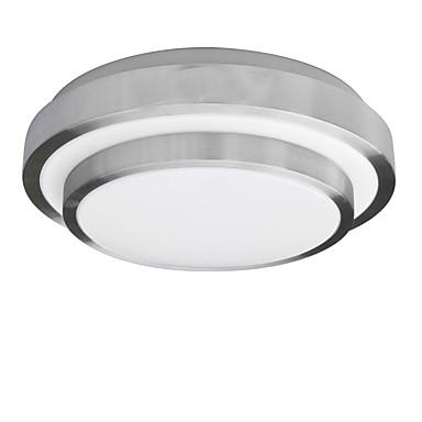 Unterputz Raumbeleuchtung - LED, 90-240V / 110-120V / 220-240V Inklusive Glühbirne / 15-20㎡