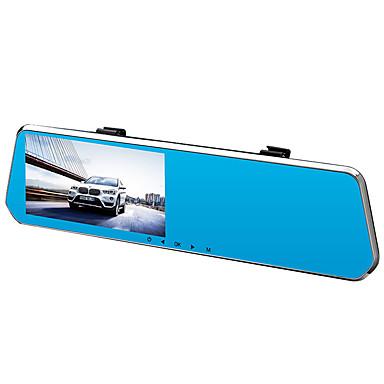 tehtaan OEM X7 Allwinner 720p 1080p Auton DVR 5 tuumaa Kuvaruutu NT99141 Dash Cam