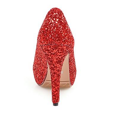 Talons Mariage Chaussures de Hiver Printemps Automne Soirée 05567696 Evénement de à club Chaussures Femme Chaussures Synthétique Eté Habillé club amp; Rw1UPIx