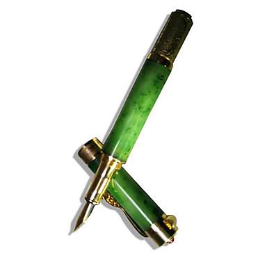 Kugelschreiber Stift Füllfederhalter Stift, Glas Schwarz Tintenfarben For Schulzubehör Bürobedarf Packung