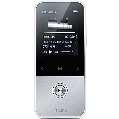 Aigo MP3 MP3 / WMA / WAV / FLAC / APE Batería li-ion recargable
