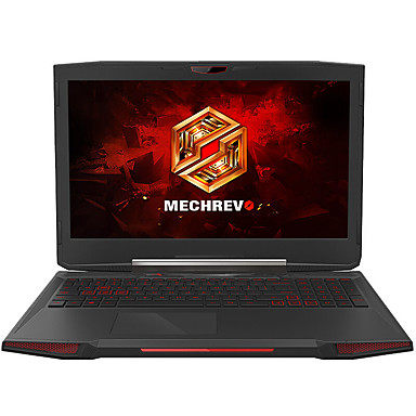 MECHREVO Kannettava 15.6 tuumainen Intel i7 Neliydin 8Gt RAM 1TB 128GB SSD kiintolevy Windows 10