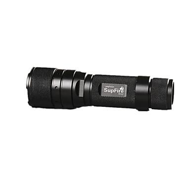 LED taskulamput LED 1100 Lumenia 3 Tila Cree XP-E R2 Mini Himmennettävissä Helppo kantaa varten Telttailu/Retkely/Luolailu