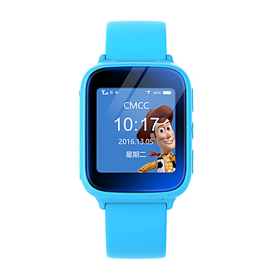 LEKEMI ワイヤレス Others Kids Children GPS Tracker Watch Smartwatch with Live tracking, SOS Call, Google Map and Geofence Alarm ブラウン オレンジ