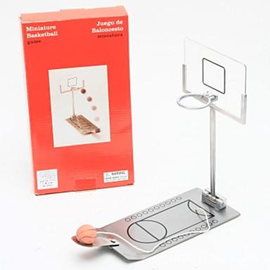hesapli Oyuncaklar ve Oyunlar-Toplar Basketbol Oyuncakları Masaüstü Mini Parmak Basketbol Atış Oyunu Basketbol Yaratıcı Yenilikçi 1 pcs Genç Erkek Genç Kız Oyuncaklar Hediye