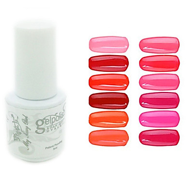billige Neglelakk og gellakk-Neglelakk UV-Gel 0.005 1 UV Color Gel Klassisk Dypp av langvarig Daglig UV Color Gel Klassisk Høy kvalitet