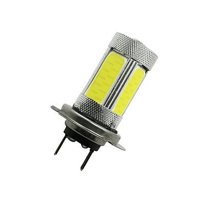 SO.K 2pcs H7 Carro Lâmpadas 6 W COB 600 lm LED Luz Anti Neblina