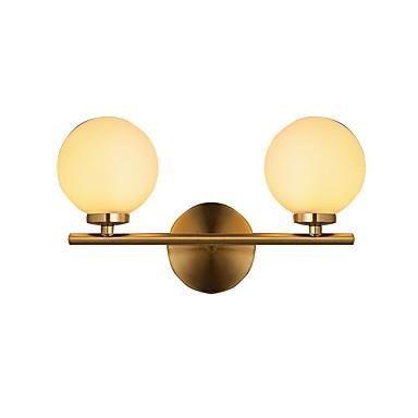 Moderno / Contemporáneo Lámparas de pared Metal Luz de pared 85-265V 10 W / G4