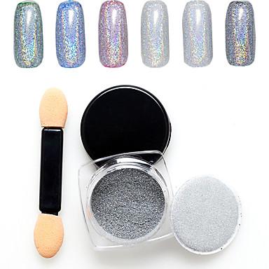 1g Glitter y Poudre / Polvo Glitters / Clásico Diario