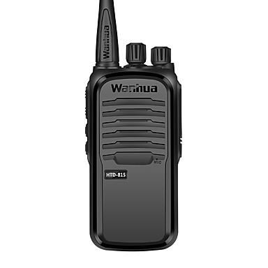 wanhua Håndholdt / Dobbelt bånd Overvågning >10 km >10 km 16 3500 mAh 6 W Walkie Talkie Toveis radio