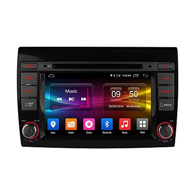 voordelige Automatisch Electronica-Ownice DGS7926F 7 inch(es) 2 Din Android6.0 In-Dash DVD-speler SCHAR voor Fiat Ondersteuning / MPEG-4 / CD / VCD / MP3 / WMA