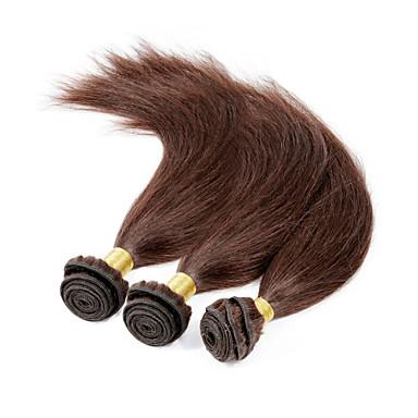 Az emberi haj sző Brazil haj Ravno 3 hónap 1 darab haj sző