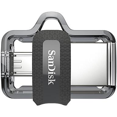SanDisk 16GB minnepenn USB-disk USB 3.0 Mikro USB Plast