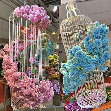 Kunstige blomster 1 Gren Moderne Stil Sakura Bordblomst