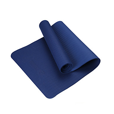 Yogamatte Lugtfri Økovennlig TPE 4.0 mm til