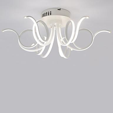 LightMyself™ 6-luz Montage de Flujo Luz Downlight - Mini Estilo, LED, 110-120V / 220-240V, Blanco Cálido / Blanco, Fuente de luz LED