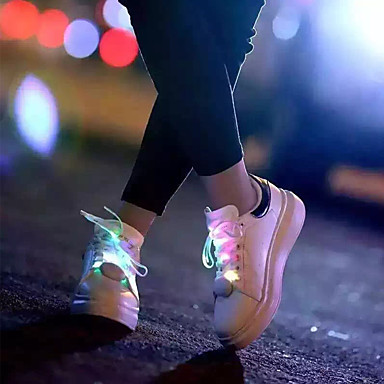 abordables Accessoires pour Chaussures-2pcs Plastique Lacet Femme Toutes les Saisons Décontracté Vert / Bleu / Rose