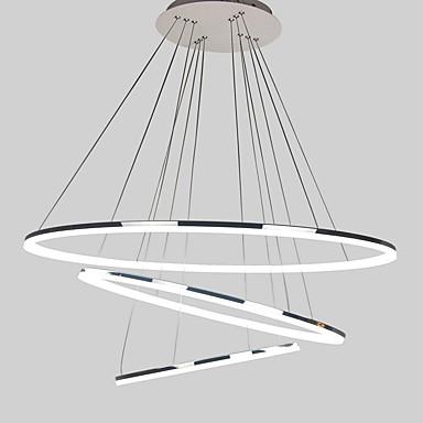 Модерн Мини LED Подвесные лампы Потолочный светильник Назначение Гостиная Спальня Столовая Кабинет/Офис Игровая Гараж Теплый белый