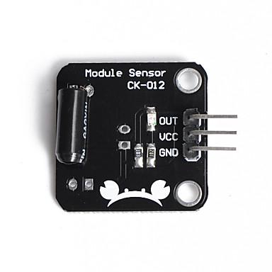 voordelige Elektrische apparatuur & benodigdheden-krab koninkrijk ck012 trillingen sensormodule alarm sensormodule bouwstenen componenten