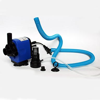 Acuarios Bombas de aire / Bombas de agua / Filtros Ajustable / Silencioso El plastico 220-240 V V El plastico