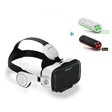 integroitu kuuloke virtuaalitodellisuus kuulokkeet Bobo vr 4,7-6,2 tuuman älypuhelimen bluetooth kauko peliohjain