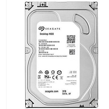 Seagate Escritorio unidad de disco duro 3TB ST3000DM001