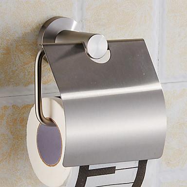 Toalettrullholder Moderne Rustfritt Stål 1 stk - Hotell bad