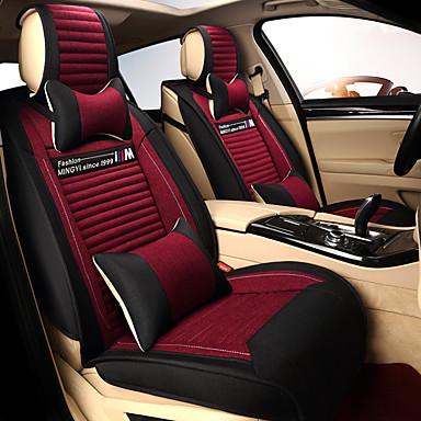 voordelige Auto-interieur accessoires-ODEER Auto-stoelhoezen Stoel hoezen Paars / Rood / Blauw PU-nahka Lady Voor Universeel