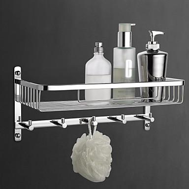 Banyo Rafı Yüksek kalite Çağdaş Pirinç 1 parça - Otel banyo