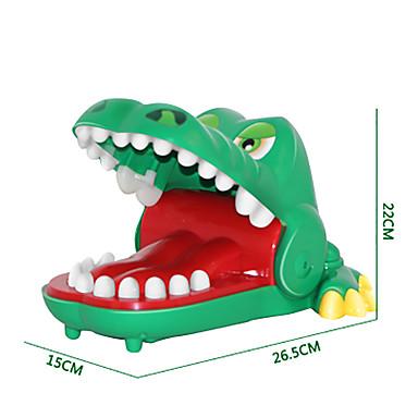Praktiske spøker Krokodillemønster Kul / Originale Plast / ABS 1 pcs Tegneserie Barne Gave