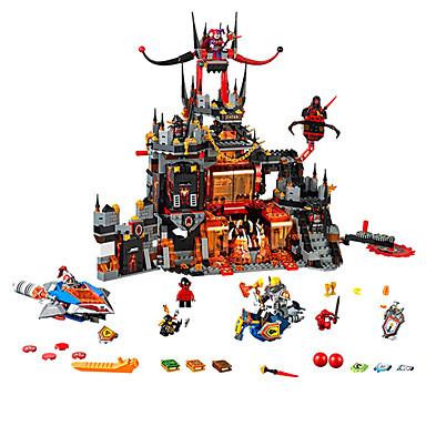 Bausteine Spielzeuge Clown Kunststoff Metal 1 Stücke