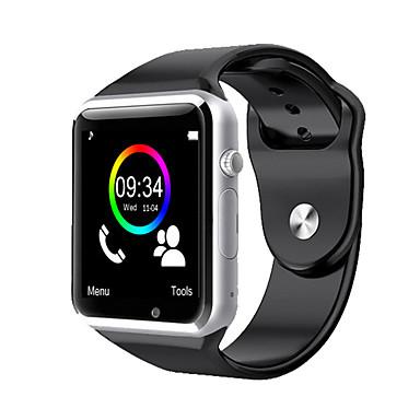 Relógio inteligente Tela de toque Pedômetros Esportivo Monitor de Atividade Monitor de Sono Cronómetro Encontre Meu Aparelho Relogio
