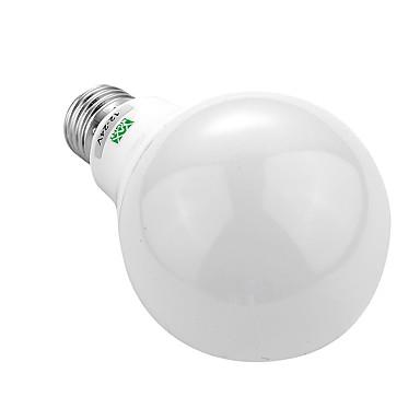 ywxlight® e27 / e26 5730smd 9watts 18led varm hvid kølig hvid led ingen flimmer høj lysstyrke led pære 12v 12-24v