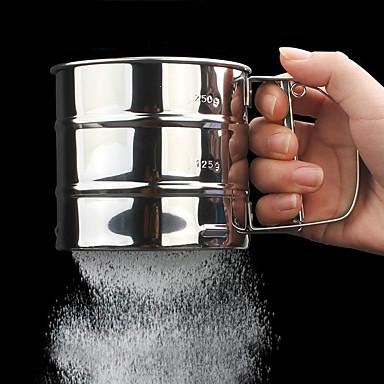 Herramientas de cocina Acero inoxidable Cocina creativa Gadget embudo Para utensilios de cocina 1pc