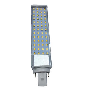 abordables Ampoules électriques-10 W LED à Double Broches 1000-1100 lm G23 G24 E26 / E27 T 55 Perles LED SMD 2835 Décorative Blanc Chaud Blanc Froid 100-240 V 220-240 V 110-130 V / 1 pièce / RoHs