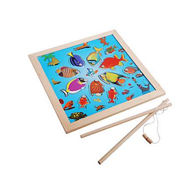 Puslespill / fiske Toys And / Fisk Kreativ / Originale Barne Gutt