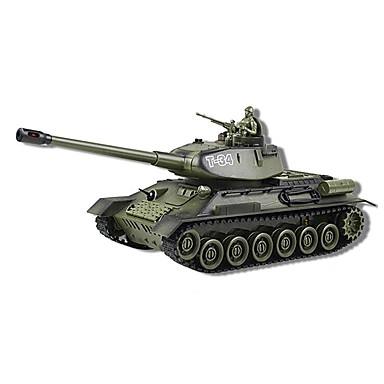 T-34 Panzer 1:24 RC Auto Fertig zum Mitnehmen Fernsteuerung Panzer Batterie für Auto Akku-Ladegerät Bedienungsanleitung