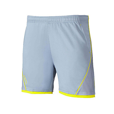 Unisex Shorts til jogging sport Ensfarget Shorts Trening & Fitness, Badminton, Løp Sportsklær Bekvem
