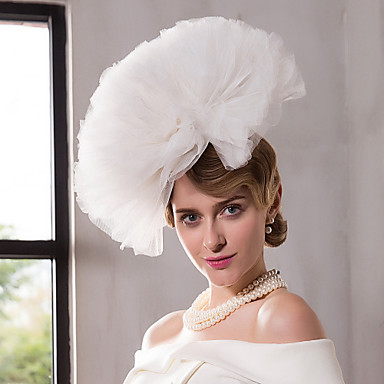 Nett fascinators Hatter 1 Bryllup Spesiell Leilighet utendørs Hodeplagg