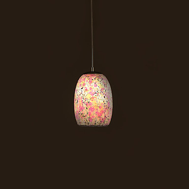 SL® Pendant Light Ambient Light - Mini Style, Tiffany Vintage Traditional / Classic, 110-120V 220-240V Bulb Not Included
