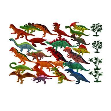 Dragones y dinosaurios / Juguetes de construcción / Figura de dinosaurio Dinosaurio jurásico / tiranosaurio / Velociraptor Animales /