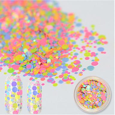 1 bottle 3D / Acessório da ferramenta DIY Art DIY Acessórios Decorativos Nail Art Design Fofo