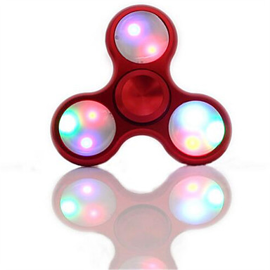 Spinners de mão Mão Spinner Alta Velocidade Iluminação Alivia ADD, ADHD, Ansiedade, Autismo Brinquedos de escritório Brinquedo foco O