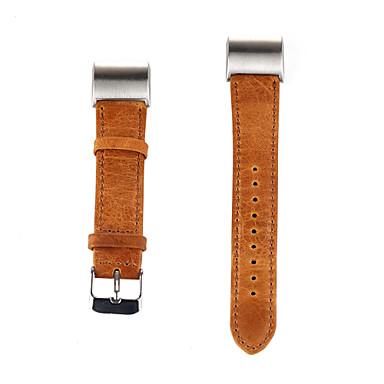 Pulseiras de Relógio para Fitbit Charge 2 Fitbit Fecho Clássico / Pulseira de Couro Couro Tira de Pulso