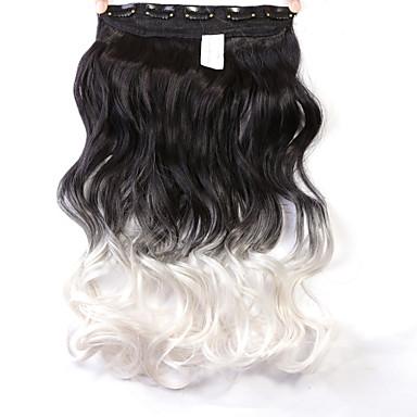 A Clipser Tissu Extensions de cheveux 110 22 Extension des cheveux