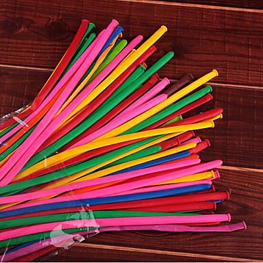 voordelige Ballonnen-Ballonnen Feest Opblaasbaar Unisex Speeltjes Geschenk 100 pcs