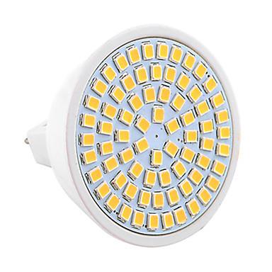 1PC 7 W 500-700 lm LED ضوء سبوت 72 الخرز LED SMD 2835 ديكور أبيض دافئ / أبيض كول / أبيض طبيعي 110-220 V / قطعة / بنفايات