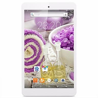 P80H 8 polegada Tablet Android (Android 5.1 1280 x 800 Quad Core 1GB+8GB) / 32 / micro USB / Entrada do Chip / Espaço de Cartão TF / Protetor de Entrada de Fones 3.5mm