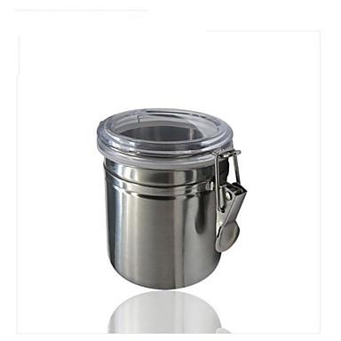 Ospitale Basekey Metà Ancoraggio Hocking-1-pezzo-acciaio Inox-clamp-canestro-set-con-chiara-lid-nuovo #04870231