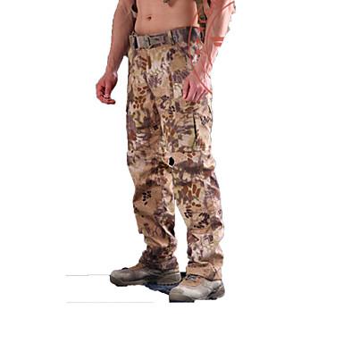 للرجال بنطلون الصيد رياضة وترفيه مقاوم للماء يمكن ارتداؤها متنفس ربيع شتاء فصل الخريف